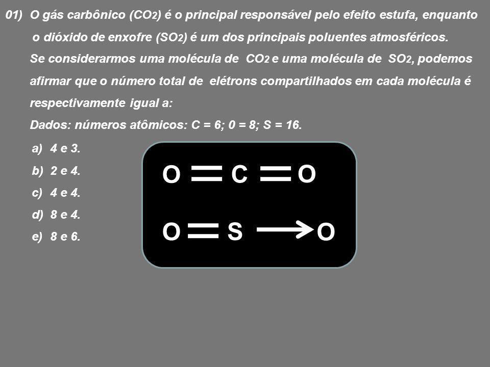 Vamos mostrar a ligação DATIVA, inicialmente, na molécula do dióxido de enxofre (SO 2 ), onde os átomos de oxigênio e enxofre possuem 6 elétrons na camada de valência Vamos mostrar a ligação DATIVA, inicialmente, na molécula do dióxido de enxofre (SO 2 ), onde os átomos de oxigênio e enxofre possuem 6 elétrons na camada de valência S O O S O O FÓRMULA ELETRÔNICA FÓRMULA ESTRUTURAL PLANA SO 2 FÓRMULA MOLECULAR