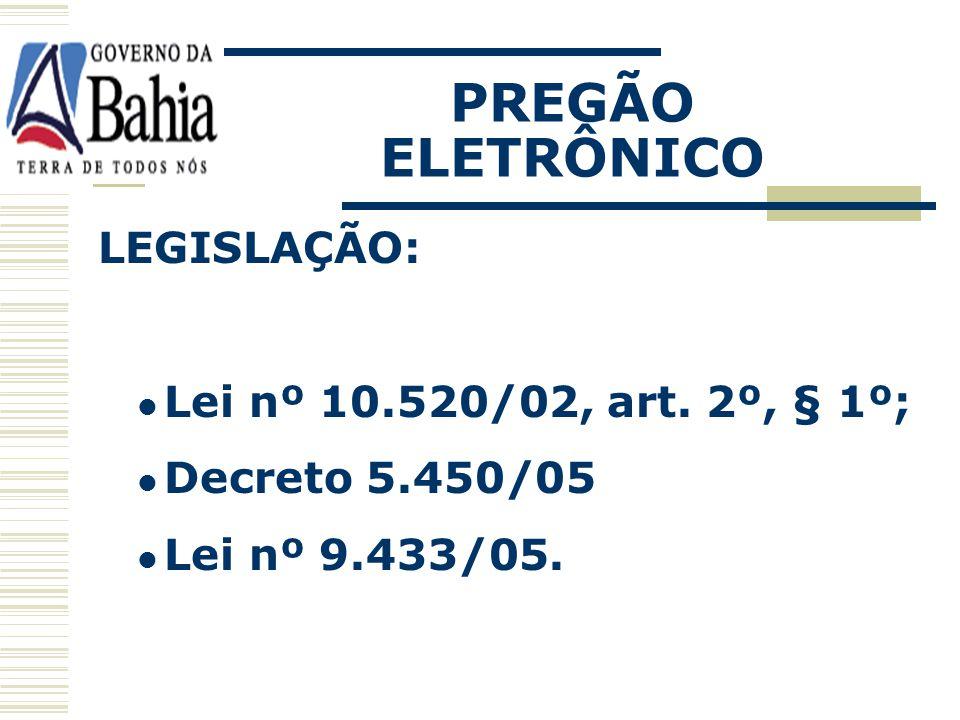 FLUXOGRAMA PREGÃO PRESENCIAL FASE EXTERNA ESCLARECIMENTOS DÚVIDAS/ IMPUGNAÇÕES EDITAL Pedido: 02 dias úteis sessão (P.F OU P.J.) Decisão Pregoeiro: 01
