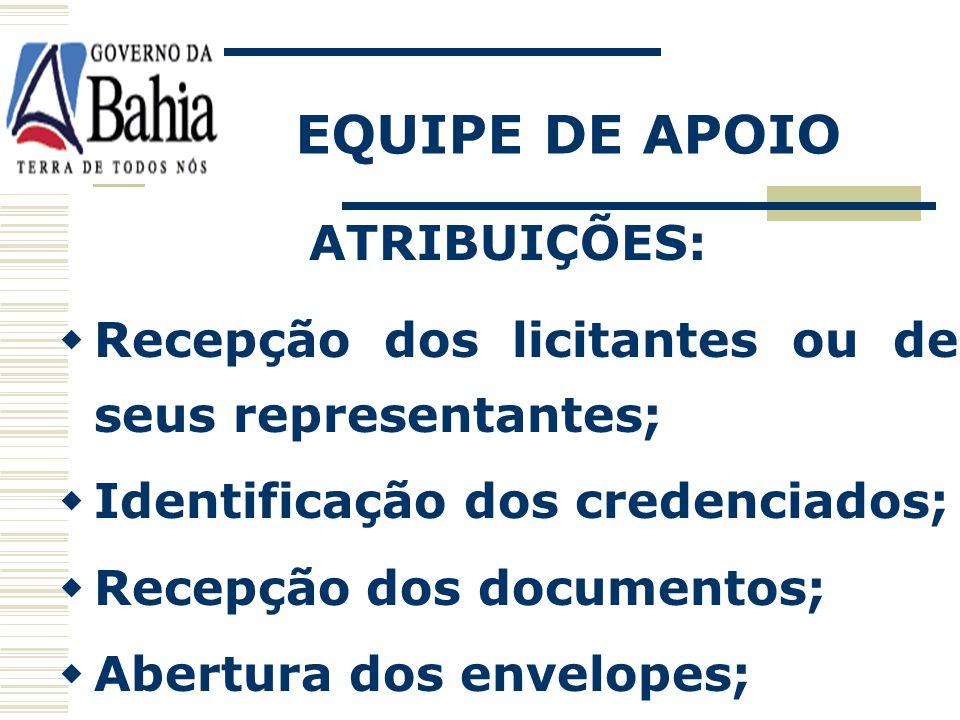 Promover a desclassificação do licitante que impedir, perturbar ou fraudar a licitação, conforme art. 93, da Lei 8.666/93; Dever de não se manter omis
