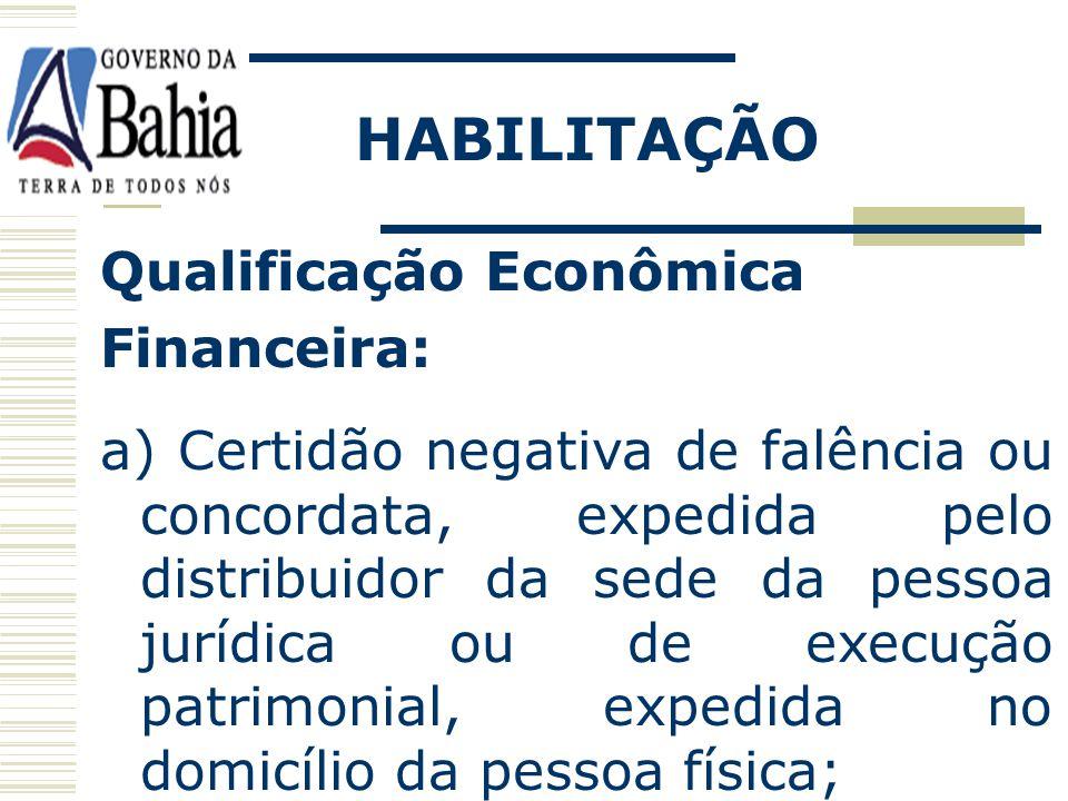 d) Prova de regularidade relativa à Seguridade Social – INSS –, mediante a apresentação da Certidão Negativa de Débitos/CND e do Fundo de Garantia por