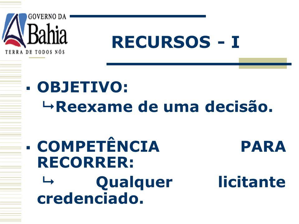 HOMOLOGAÇÃO: Ato de competência exclusiva da autoridade superior - define a legalidade e conveniência da licitação; No pregão, valida a adjudicação. A
