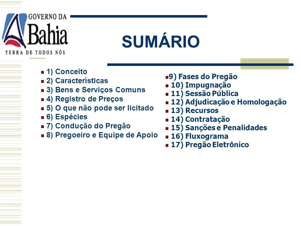 CURSO DE FORMAÇÃO DE PREGOEIROS