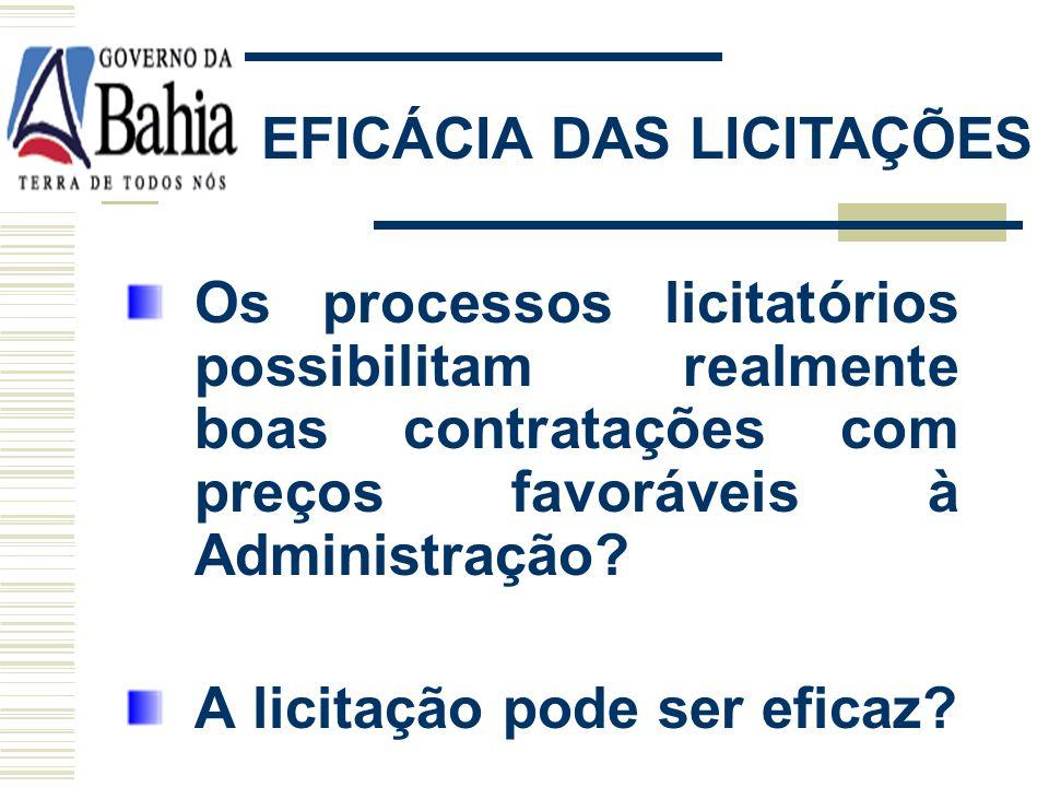 LICITAÇÃO Procedimento administrativo, composto de atos seqüenciais, ordenados e interdependentes, mediante os quais a Administração Pública seleciona