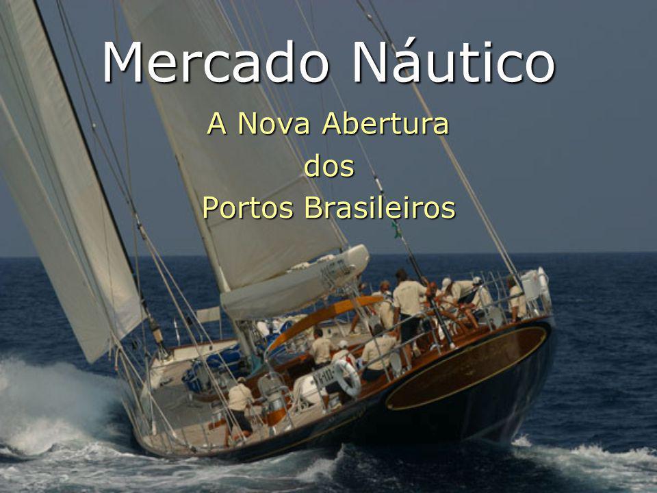Mercado Náutico A Nova Abertura dos Portos Brasileiros