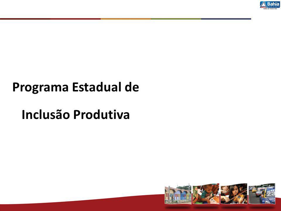 Programa Estadual de Inclusão Produtiva