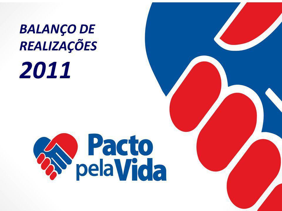 BALANÇO DE REALIZAÇÕES 2011