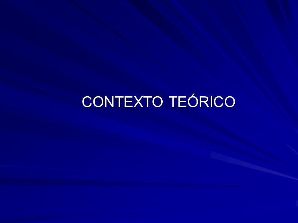 CONTEXTO TEÓRICO
