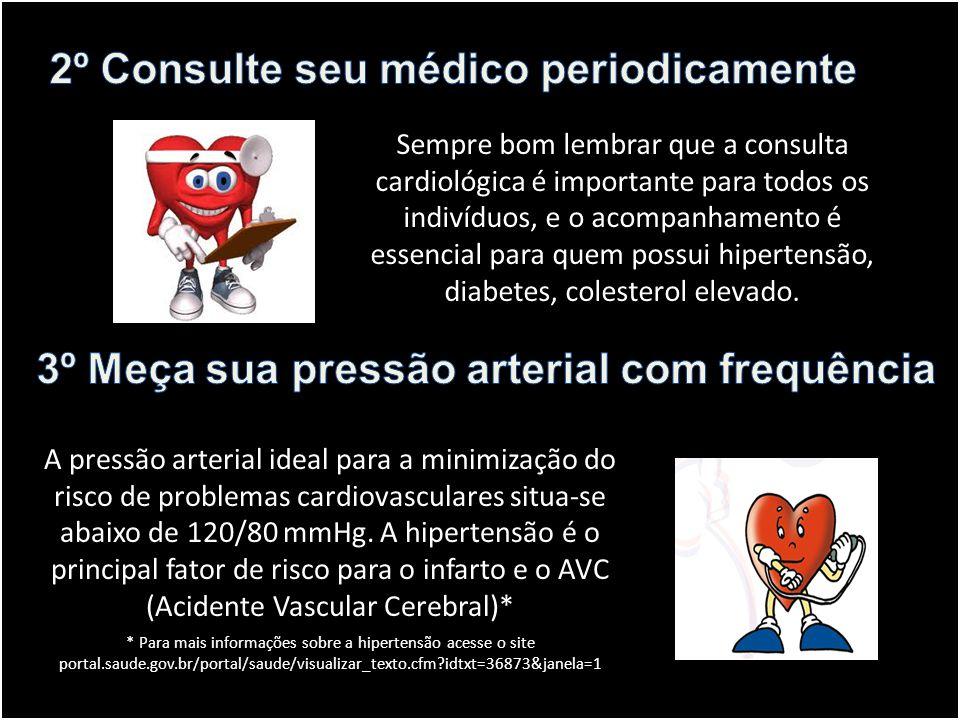 Sempre bom lembrar que a consulta cardiológica é importante para todos os indivíduos, e o acompanhamento é essencial para quem possui hipertensão, dia