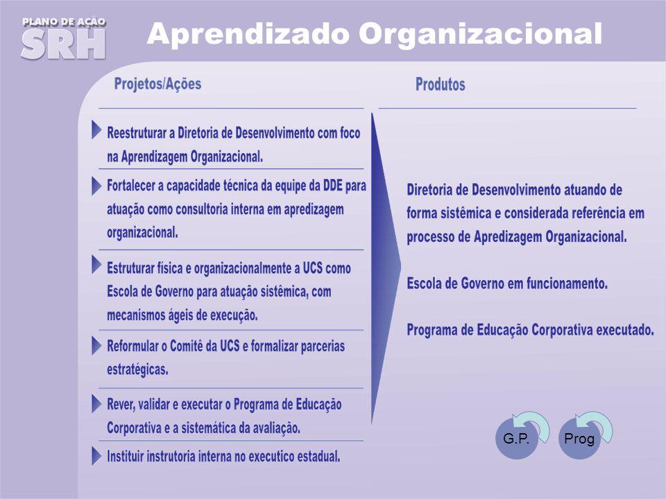 Aprendizado Organizacional ProgG.P.