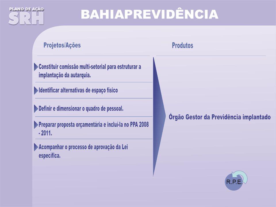 BAHIAPREVIDÊNCIA R.P.E.