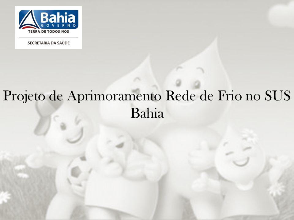 OBRIGADA PELA ATENÇÃO!!! Projeto de Aprimoramento Rede de Frio no SUS Bahia