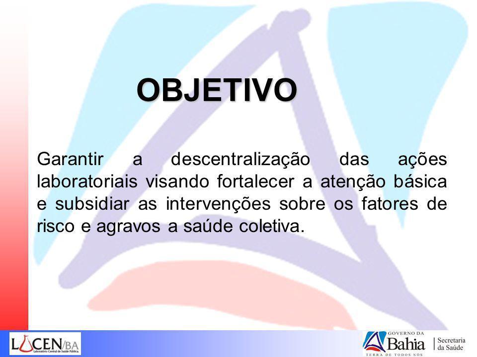 Inauguração do Laboratório de Sr.do Bonfim; Adequação e reformas ( Teixeira de Freitas, B.