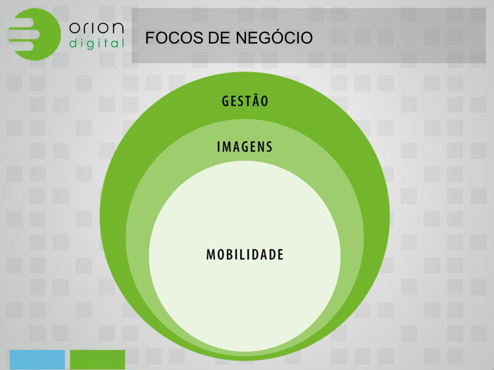 FOCOS DE NEGÓCIO