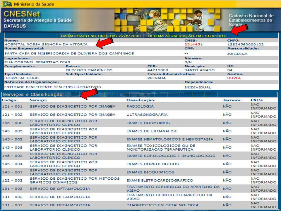 CNES – CONHECENDO E ACOMPANHANDO O CNES E SOLICITAÇÃO DE CREDENCIAMENTO OS DADOS DO CNES SÃO DISSEMINADOS POR MEIO DO SITE : http://cnes.datasus.gov.br;http://cnes.datasus.gov.br OS DOCUMENTOS NECESSÁRIO PARA CREDENCIAMENTO AMBULATORIAL MC E A SITUAÇÃO DAS SOLICITAÇÕES ESTÃO DISPONÍVEIS NO SITE: www.saude.ba.gov.br/dicon.
