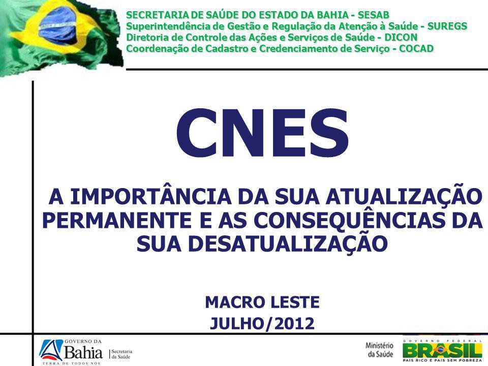 CNES – BASE PARA TUDO
