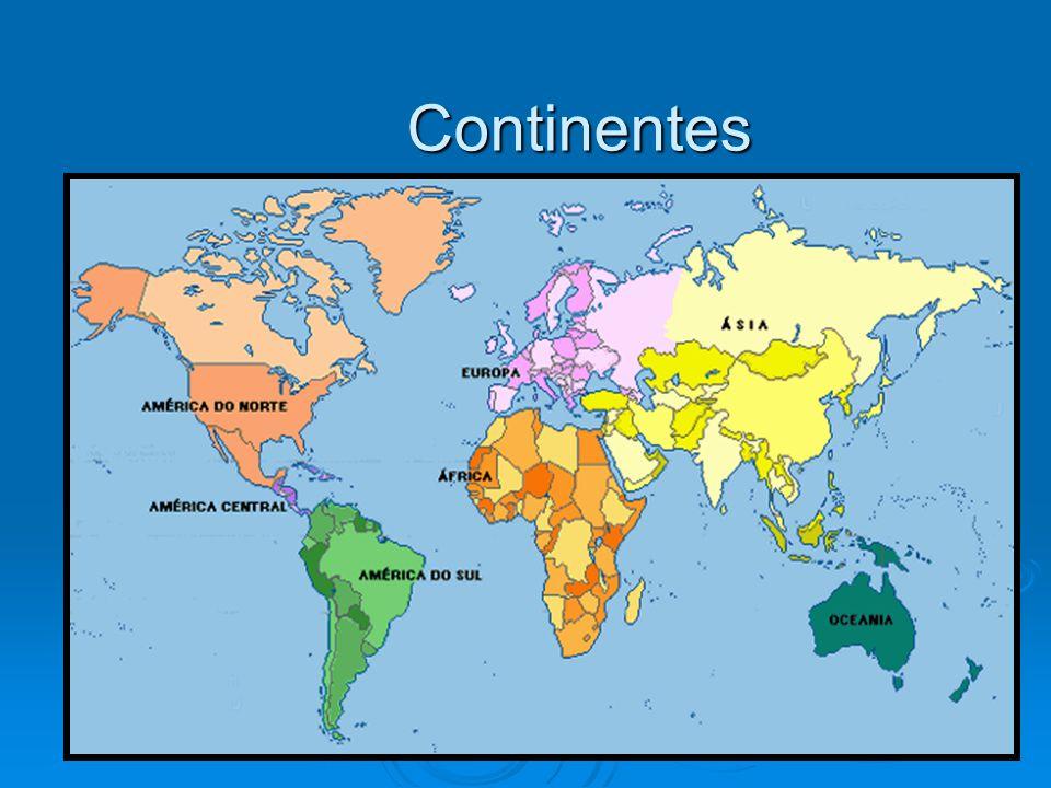 Mapa: Pontos extremos do Brasil