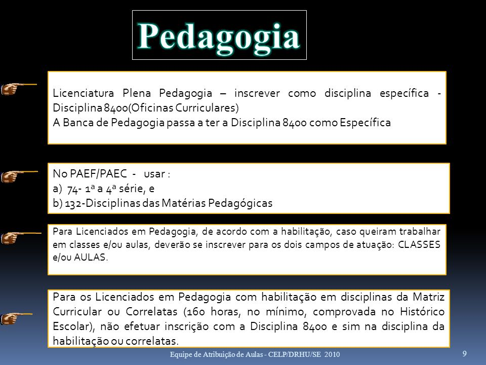 10 Licenciado ou Bacharel somente efetuar inscrição, se identificadas em seu Histórico Escolar, disciplinas correlatas referente a Matriz Curricular (160 horas no mínimo).