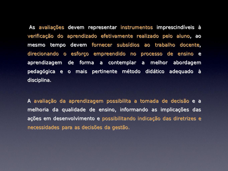 O Sistema de Avaliação do Rendimento Escolar do Estado de São Paulo SARESP 1996 - 2011
