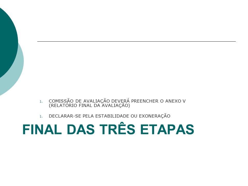 FINAL DAS TRÊS ETAPAS 1.
