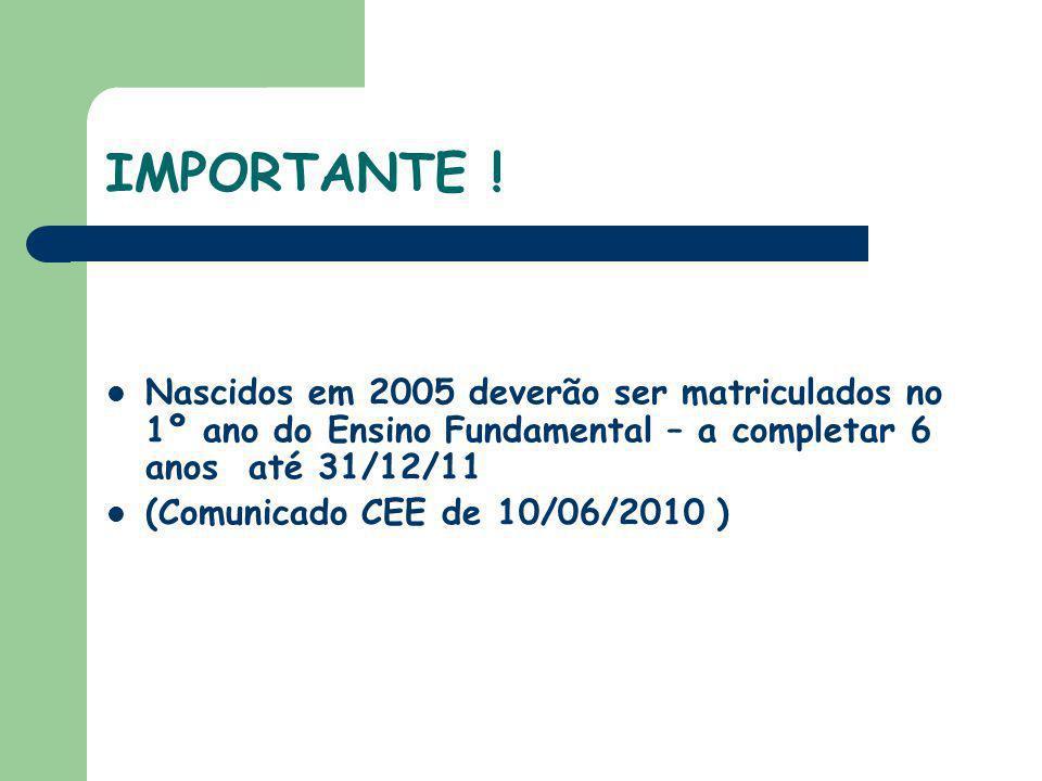QUADRO RESUMO DA QUANTIDADE DE CLASSES 2011 - OPÇÃO : 15.1.1 EDUCACAO / 1)..