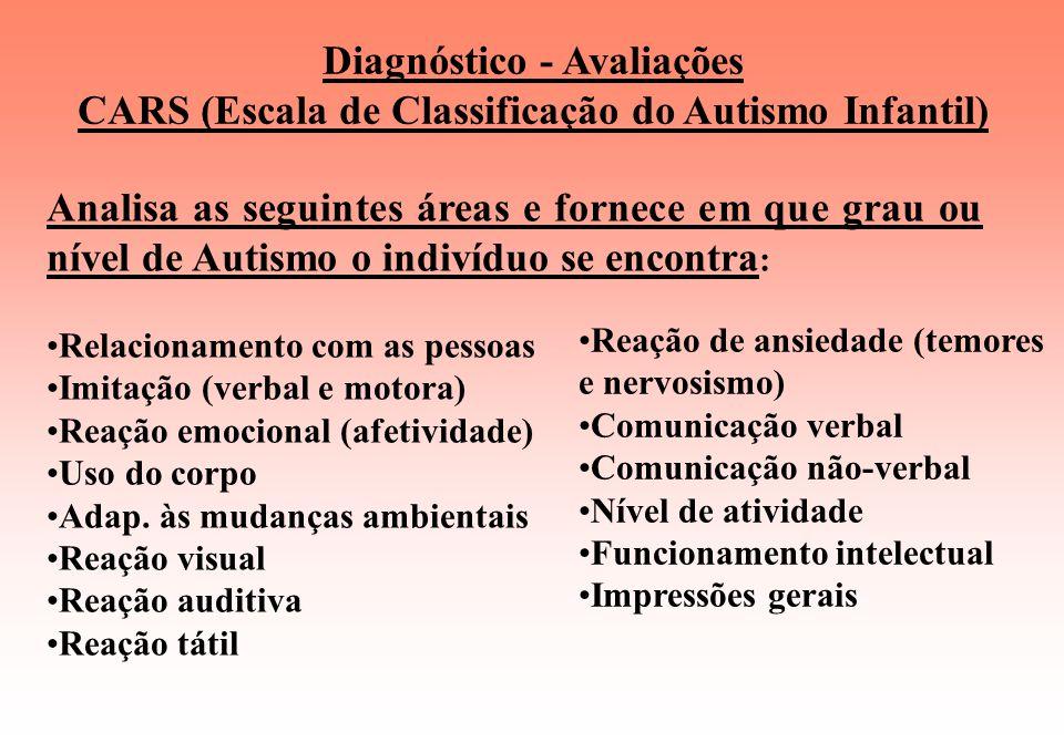 QUADRO 2 - INFECÇÕES ASSOCIADAS AO AUTISMO INFANTIL Toxoplasmose (pré-natal) Sífilis (pré-natal) Varicela (pré-natal) Caxumba (pré-natal) Rubéola (pré