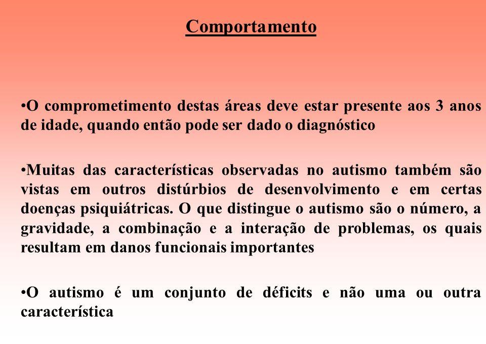 Comportamento Pode demonstrar preferência por sabores muito fortes que desagradam a maioria das crianças (caldo Knorr, tempero arisco, etc.) Tendência