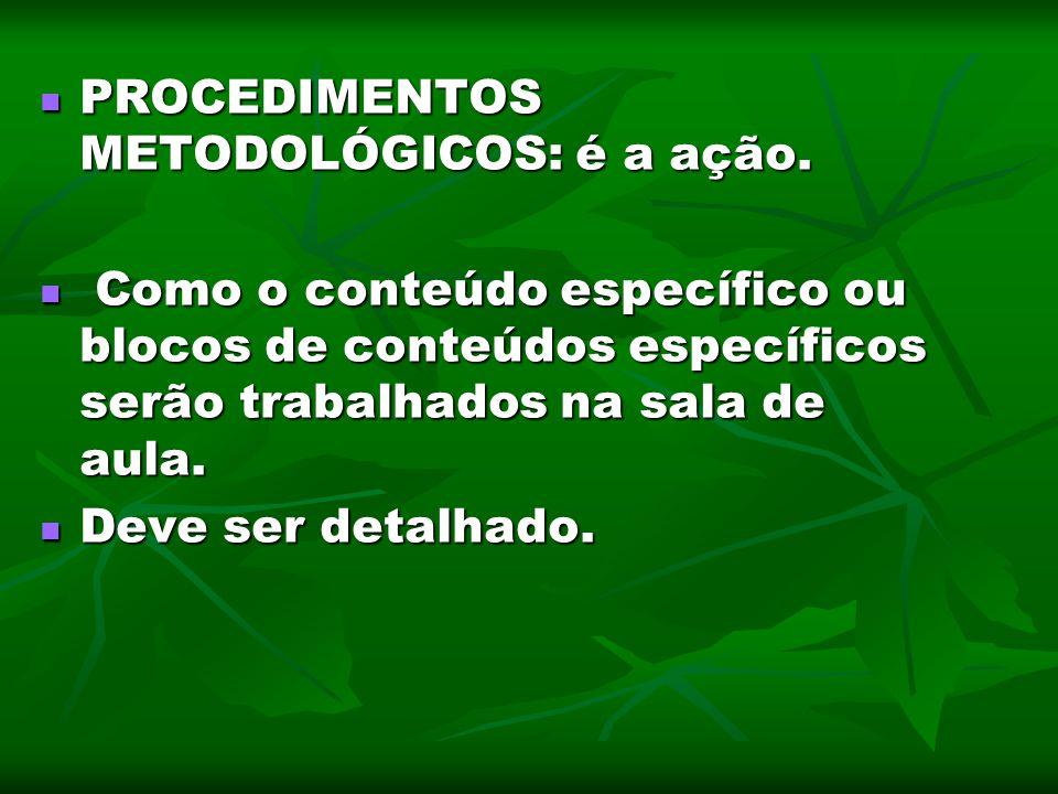 PLANO DE TRABALHO DOCENTE (simulação) SUGESTÃO PLANO DE TRABALHO DOCENTE (simulação) SUGESTÃO CABEÇALHO:...
