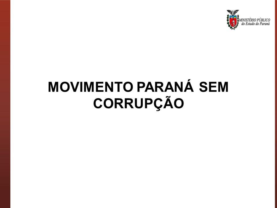 Iniciativa Iniciativa do Ministério Público do Paraná, da Secretaria de Estado da Educação e do Grupo Paranaense de Comunicação.