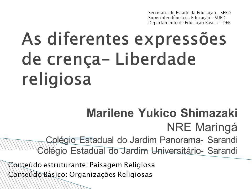 BIACA, Valmir et al.O Sagrado no ensino religioso.