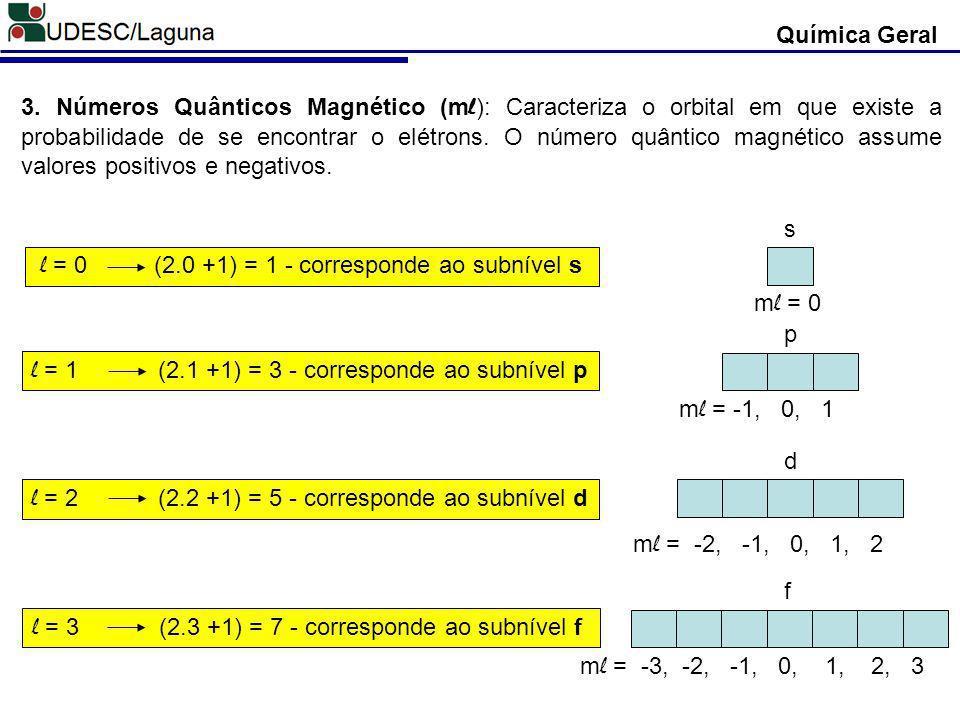 Química Geral 3.
