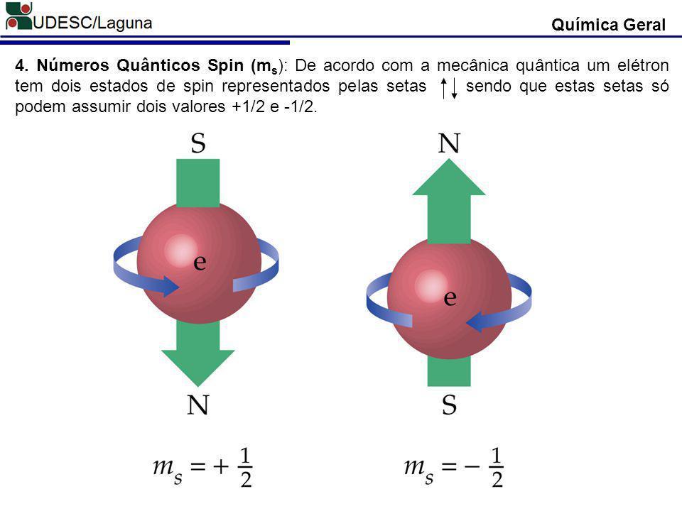 Química Geral 4.