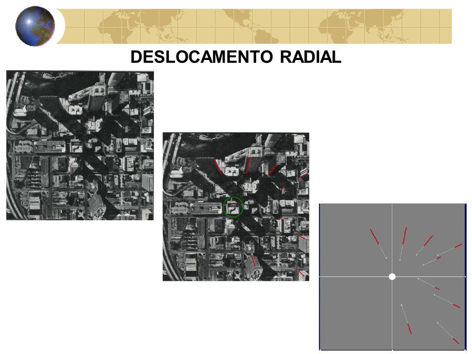 Linha de transmissão: são identificadas pelas características de que, ao atravessar certas regiões, é observada uma área limpa, sem árvores, mostrando a passagem da linha de transmissão.