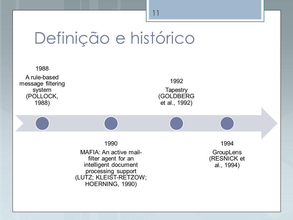 11 Definição e histórico