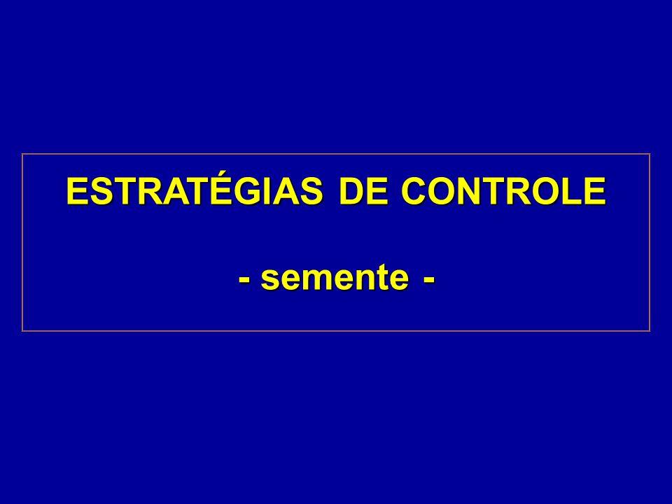 ESTRATÉGIAS DE CONTROLE - semente -