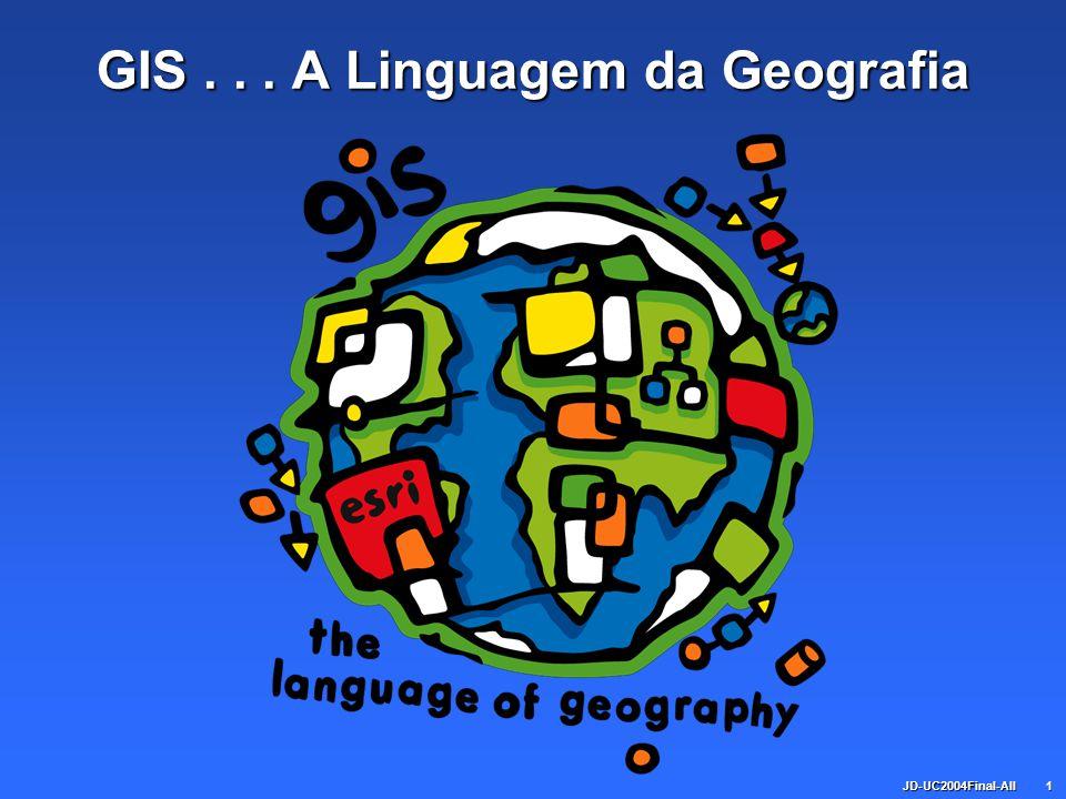 JD-UC2004Final-All1 GIS... A Linguagem da Geografia