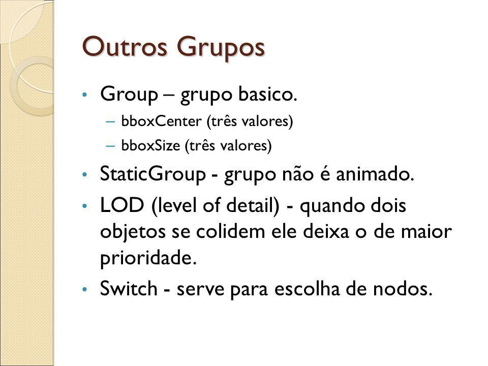 Outros Grupos Group – grupo basico.