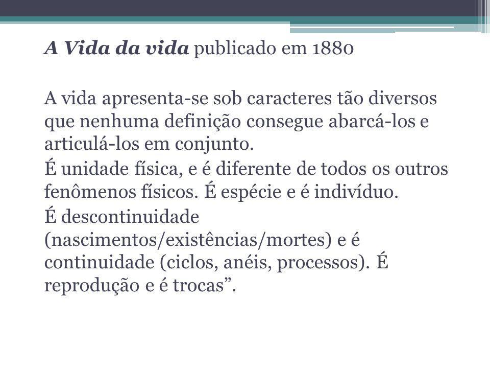 Em 1986 publicou O Conhecimento do Conhecimento.
