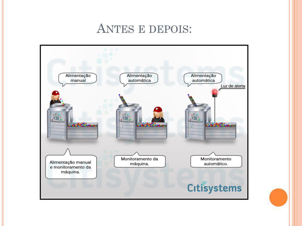 A NTES E DEPOIS :