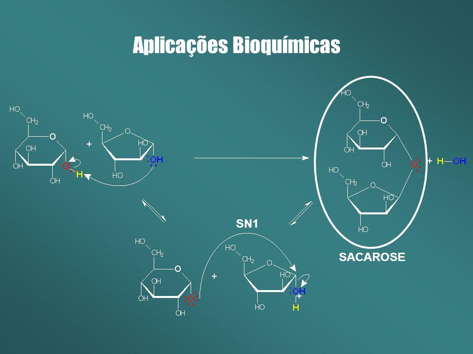 Aplicações Bioquímicas SACAROSE SN1