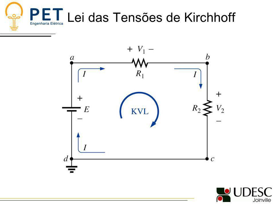 Lei das Tensões de Kirchhoff