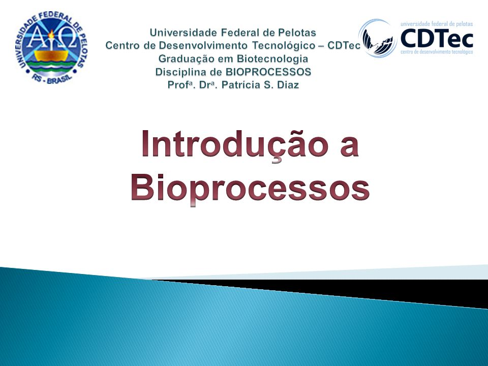 Introdução Importância da Biotecnologia Industrial em nossos dias.