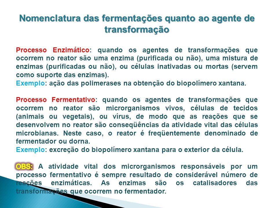 Principais etapas de um processo fermentativo industrial genérico.