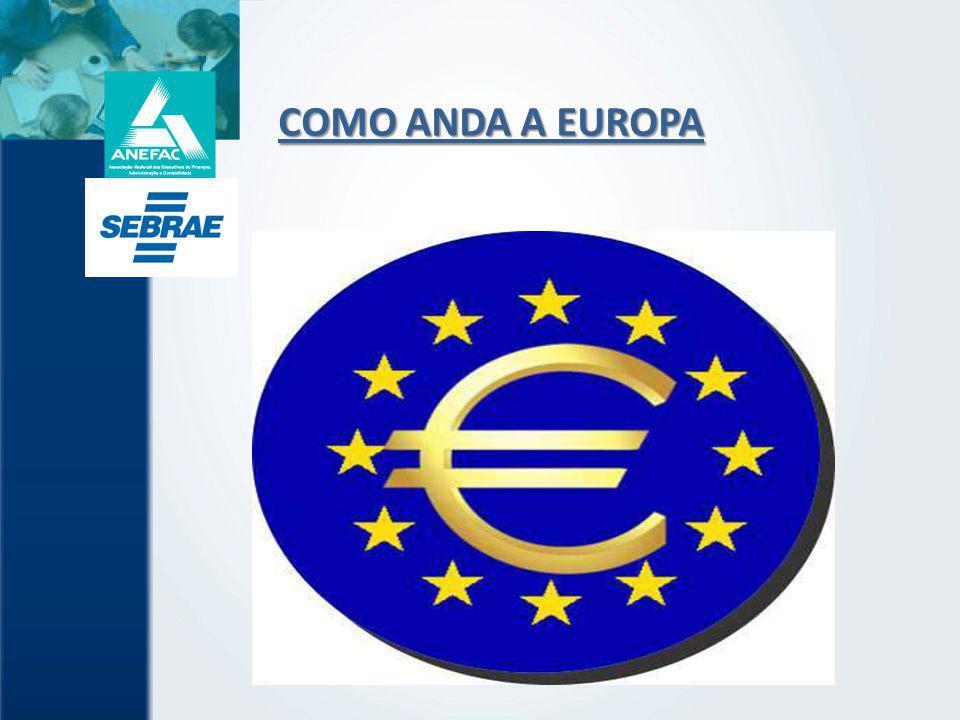 COMO ANDA A EUROPA