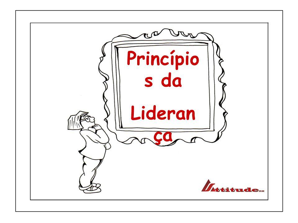 Princípio s da Lideran ça