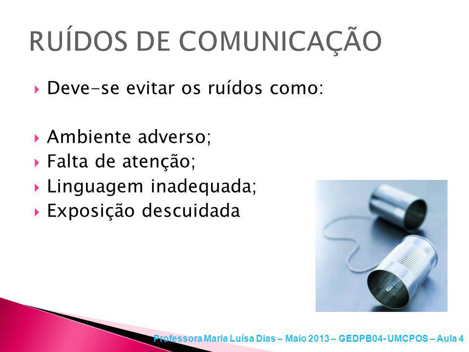A comunicação escrita é um meio muito utilizado nas organizações como uma forma segura de informações.