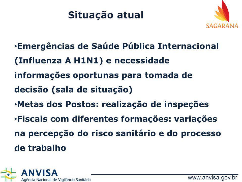 Emergências de Saúde Pública Internacional (Influenza A H1N1) e necessidade informações oportunas para tomada de decisão (sala de situação) Metas dos