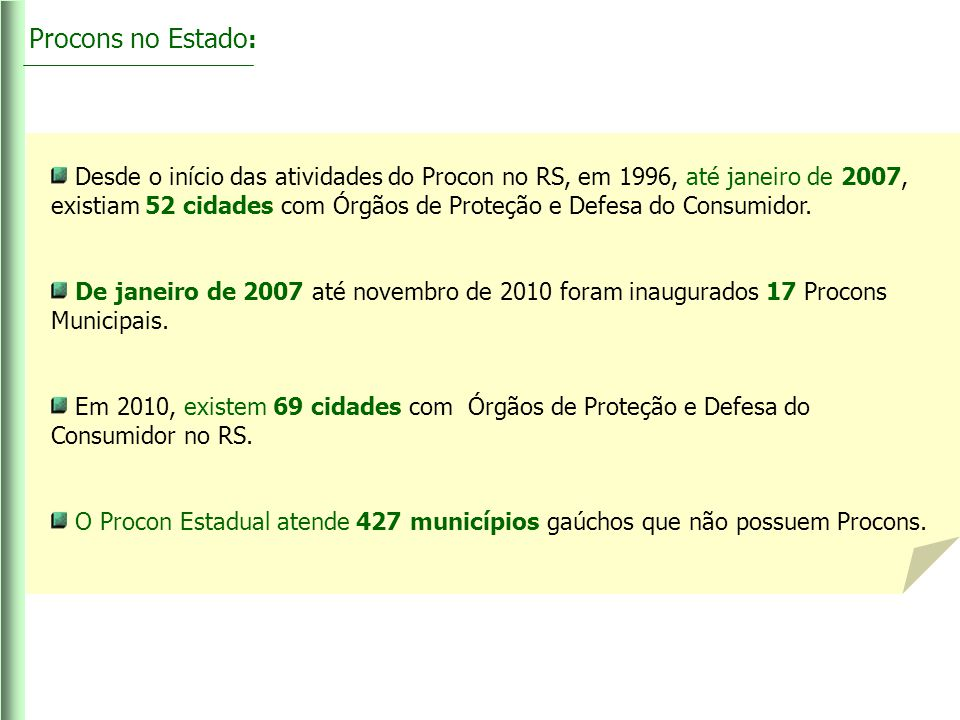 Adriana Fagundes Burger Coordenadora Executiva do Procon-RS Fone: (51) 3212-3367 www.procon.rs.gov.br adriana.burger@terra.com.br
