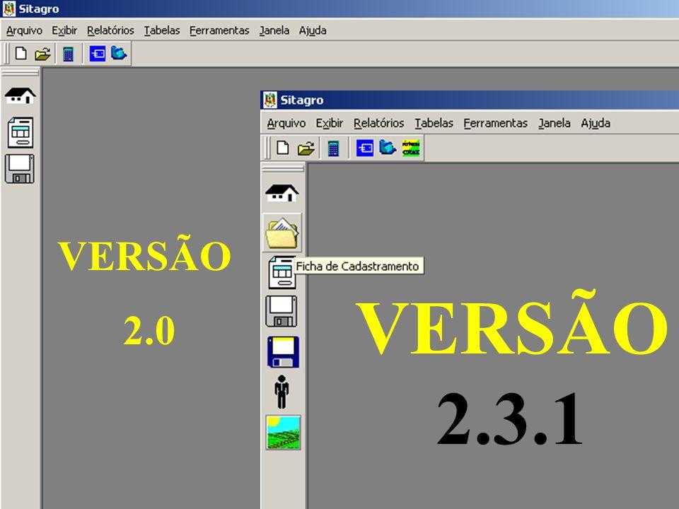 VERSÃO 2.0 VERSÃO 2.3.1
