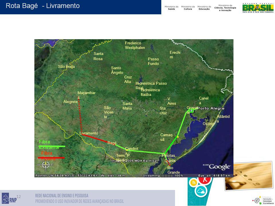 12 Hidrelétrica Itaúba Canel a Osório Quinta PelotasTerm.