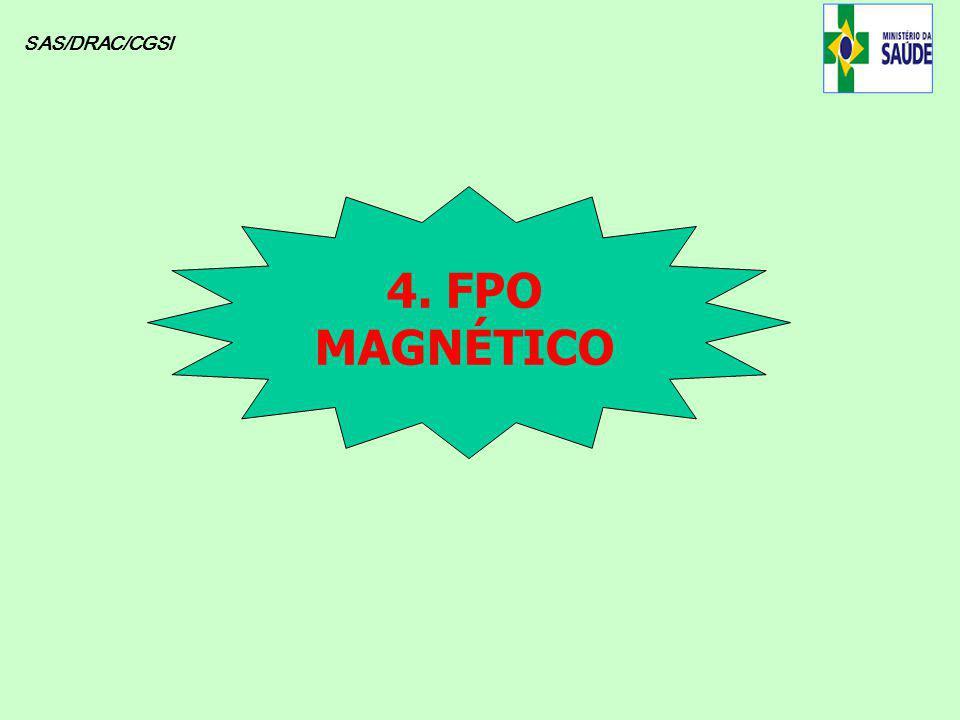 SAS/DRAC/CGSI 4. FPO MAGNÉTICO